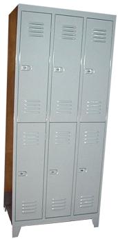 Lockers y Archivos Metalicos